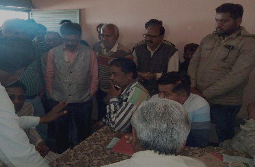 video: व्यापारी ने किसान को दी धमकी, कहा मंडी से उठवा लेंगे
