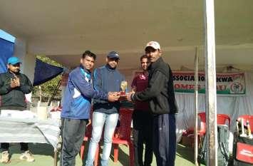 आरसीसी बालाघाट ने यूसीए उकवा को 8 रन से हराया