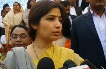 अखिलेश यादव के बाद पत्नी डिंपल यादव ने पुलवामा हमले पर दिया बयान