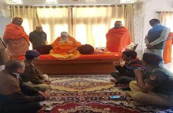शंकराचार्य स्वरूपानंद ने पुलवामा की आतंकी घटना के चलते रामाग्रह यात्रा और राम मंदिर शिलान्यास स्थगित किया