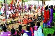 यहां हुई सबसे अनोखी शादी, 30 से 40 गांव के लोगों ने निभाई रस्में, जमकर झूमे