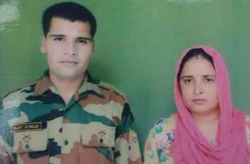 Pulwama Encounter: पिछली बार ड्यूटी पर लौटते समय शहीद अजय ने पत्नी से किया था ये वादा, अापकी आंखें भी हो जाएंगी नम