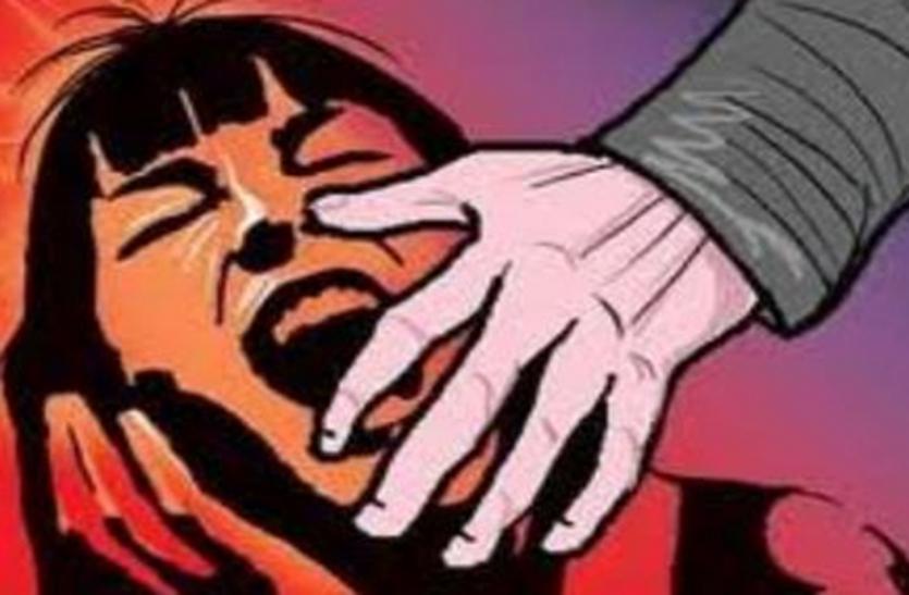 सात साल की मासूम के साथ बलात्कार का आरोपी गिरफ्तार
