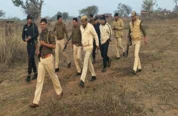 राजस्थान के करौली में मजदूरों को पीटा, खान कराईं बंद