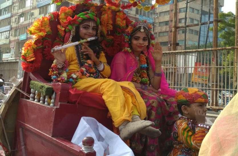 भगवान जगन्नाथ की रथयात्रा में देश-विदेश से उमड़े श्रद्धालु, देखें वीडियो-