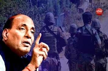 पुलवामा में मारा गया जैश कमांडर तो गृहमंत्री बोले- सुरक्षाबलों का मनोबल ऊंचा है