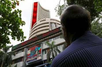 निवेशकों को 1.40 लाख करोड़ रुपए का नुकसान, सेंसेक्स 310 अंकों की गिरावट के साथ बंद, निफ्टी 83 अंक लुढ़का