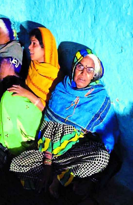 शहीद की मां को नहीं विश्वास की उसका लाडला शहीद हो गया