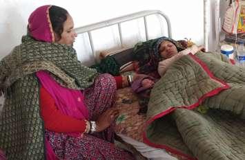 #sehatsudharosarkar: एएनएम आई ना ही चिकित्सक, वार्ड ब्वॉय ने कराया प्रसव, मंत्री ने गंभीर लापरवाही मान कार्रवाई की कही बात