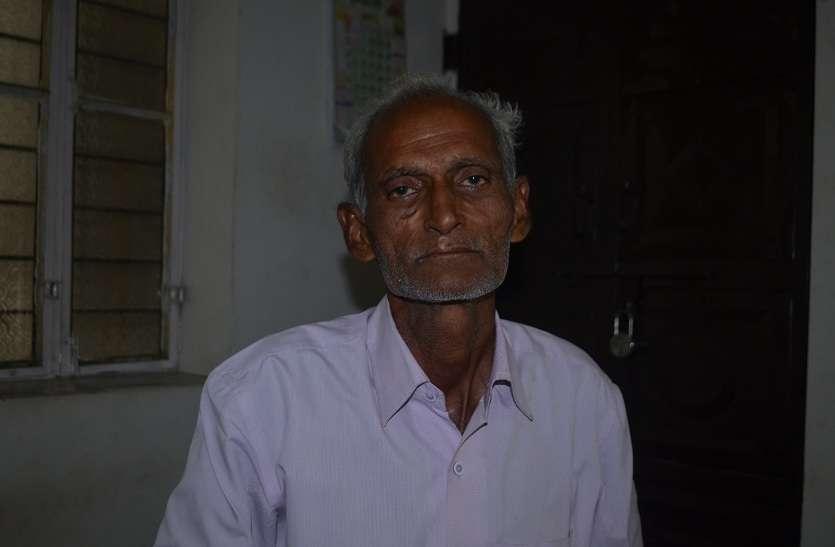 शहीद कल्याणमल शर्मा के सुपुत्र शंभुदयाल शर्मा