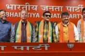 बॉलीवुड अभिनेता बिस्वजीत ने थामा भाजपा का दामन, तृणमूल के टिकट पर दिल्ली से लड़ चुके चुनाव