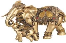 ज्योतिष के अनुसार घर में रखें इस प्रकार के हाथी की मूर्ति, जल्द मिलेगा लाभ