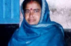 सडक़ दुर्घटना में महिला की मौत