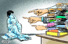 शिक्षा पर हावी परीक्षा