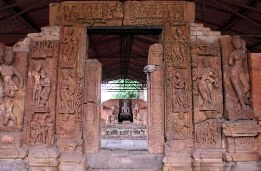 देश में सबसे पहले ईंटों से बना एेतिहासिक मंदिर, जिसने छत्तीसगढ़ को दिलाई दुनियाभर में पहचान