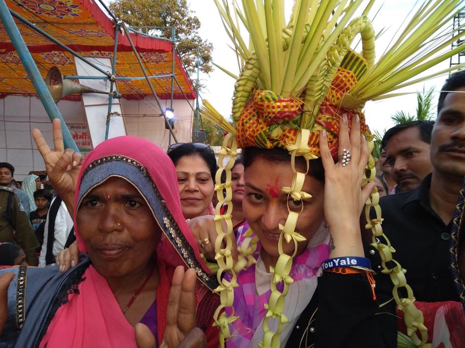 महिला सम्मेलन में प्रियदर्शिनी से बोली वृद्धा: हमारे लिए किसी ने कुछ नहीं किया