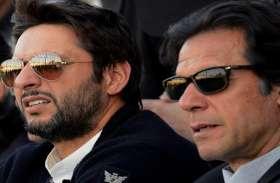 पुलवामा पर इमरान के बयान का क्रिकेटर शाहीद अफरीदी ने समर्थन किया