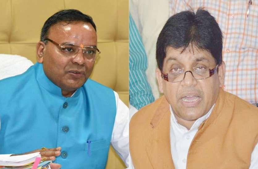 सदन में मंत्री शिव डहरिया और अजय चंद्राकरके बीच तीखी बहस, विपक्ष ने किया वॉकआउट