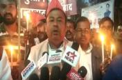 जन अधिकार पार्टी ने कैंडिल मार्च निकालकर शहीदों को दी श्रद्धांजलि, देखें वीडियो