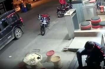 हिस्ट्रीशीटर तलवार का जयपुर में आतंक, आठ फायर किए, शहर में फैली दहशत