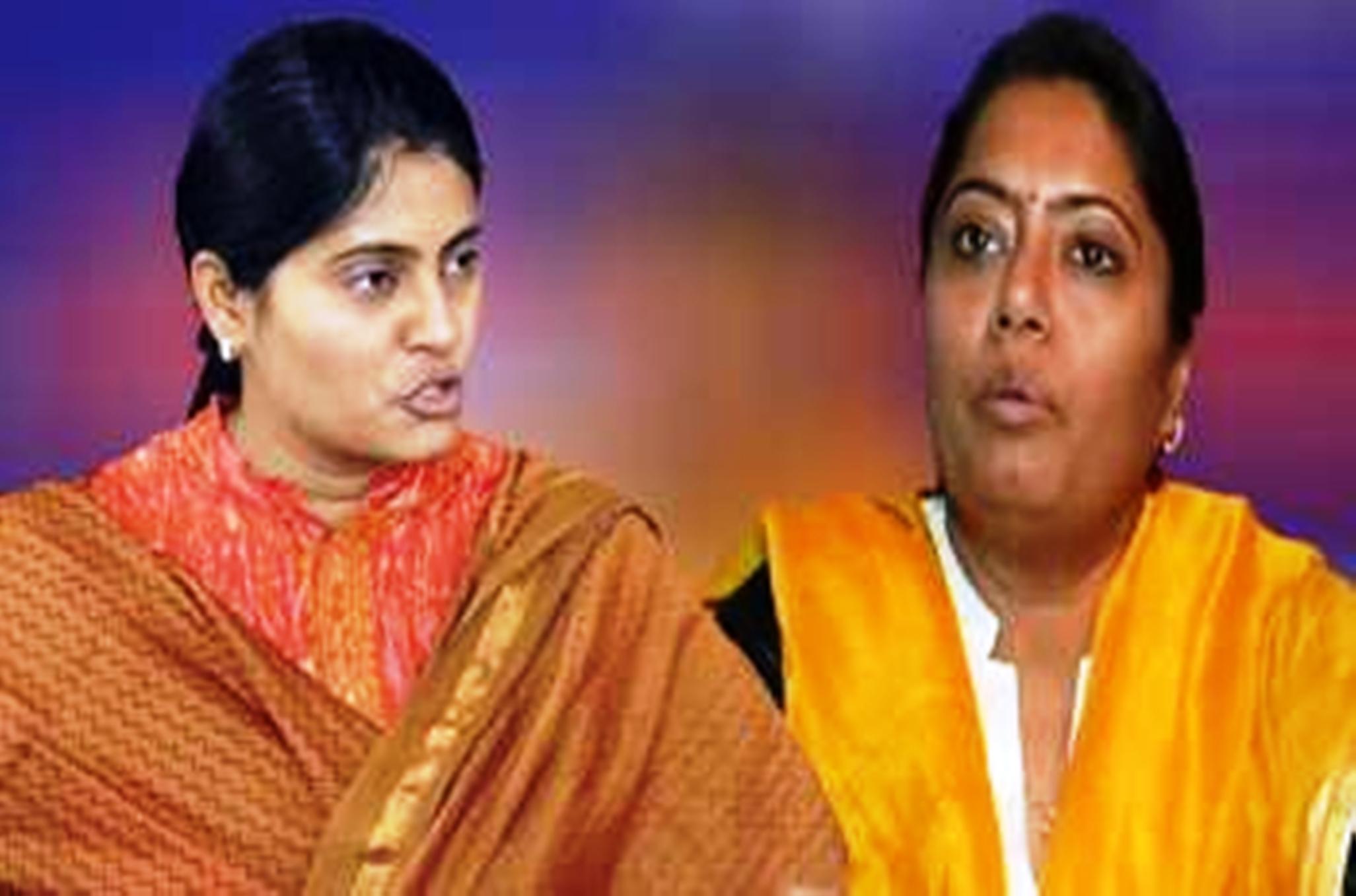 कृष्णा के बाद पल्लवी पर प्रसपा की नजर, अनुप्रिया के खिलाफ लड़ सकती हैं चुनाव