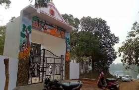 #सीजी धरोहर -3 छत्तीसगढ़ के इस मंदिर में गुरूकुल विद्यापीठ की तरह होती है संस्कृत की पढ़ाई : Video