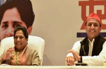 सपा बसपा ने किया सीटों का ऐलान, जानिये UP में कौन किस सीट पर लड़ेगा चुनाव