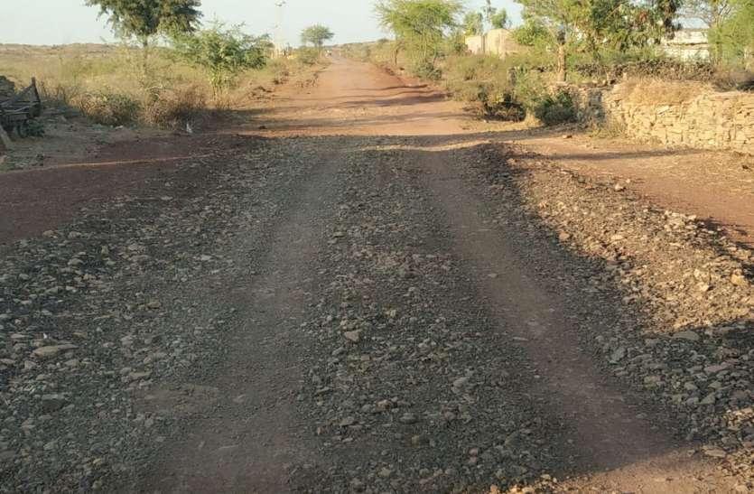 उदयपुर के इन गांवों में अब तक नहीं बना गौरव पथ, ग्रामीणों में निराशा