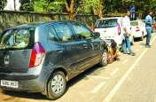 माथापच्ची के बीच पार्किंग पॉलिसी लागू