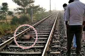 ब्रेकिंग : बेटे का शव हाथ में लेकर मां कूदी चलती के ट्रेन के सामने, शरीर के हुए इतने टुकड़े,देखें वीडियो