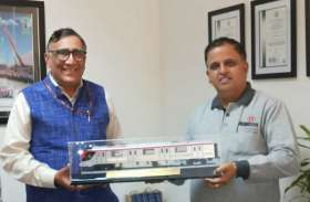 CMRC ने लखनऊ मेट्रो का तीन दिवसीय निरीक्षण किया पूरा, सफल रहा परीक्षण