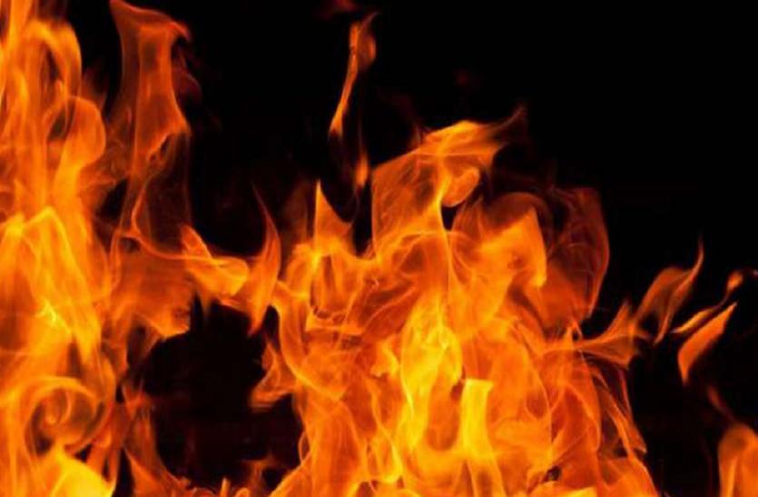 बिहार: गोपालगंज के एक घर में लगी भीषण आग, हादसे में 6 लोगों की मौत