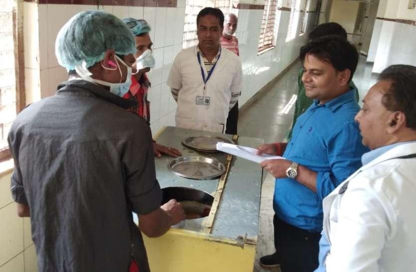 पुरस्कार पाने अस्पताल ने दिया दूसरा टेस्ट