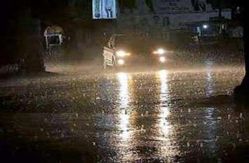 अलर्ट: बिहार में बदलने वाला है मौसम का मिजाज, तेज बारिश के साथ गिरेंगे ओले