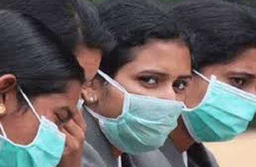 स्वाइन फ्लू से एक मरीज की मौत, सीएमएचओ को मिली मौत होने के बाद भोपाल से रिपोर्ट