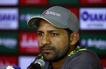 पुलवामा अटैक: पाक कप्तान सरफराज अहमद का बड़ा बयान, कहा- राजनीतिक लाभ के लिए क्रिकेट को बनाया गया निशाना