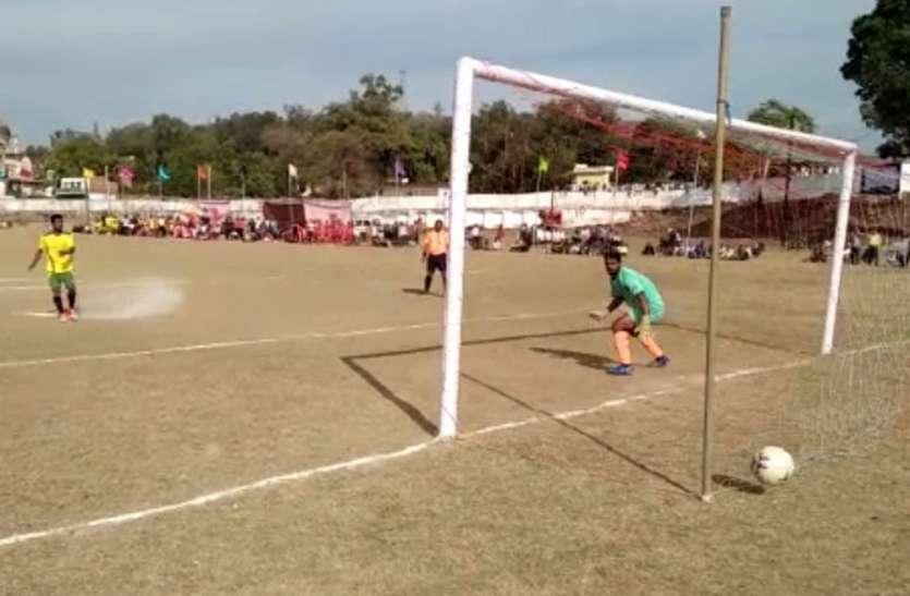 अंतर्राज्यीय फुटबाल प्रतियोगिता: भोपाल और रतलाम के बीच खिताबी जंग, जानिए अन्य टीमों के बारे में