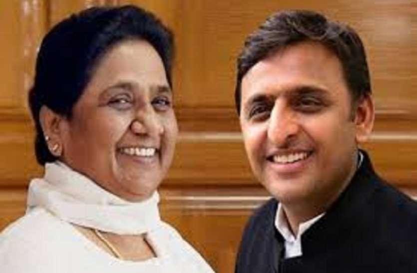 बाहुबली पूर्व मंत्री से पूर्वांचल के ब्राह्मणों को साधेंगे अखिलेश-माया