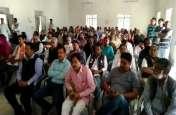 पीएम मोदी के मन की बात सुनी जोधपुर के भाजपाइयों ने