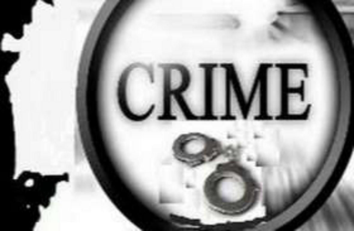 चोरी के माल के साथ नशेड़ी धरायाए पुलिस ने किया प्रकरण दर्ज