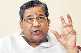 भाजपा के दिग्गज नेता रहे इस पूर्व मंत्री ने कहा कि अब पार्टी में वापसी मुश्किल... ये बताया कारण