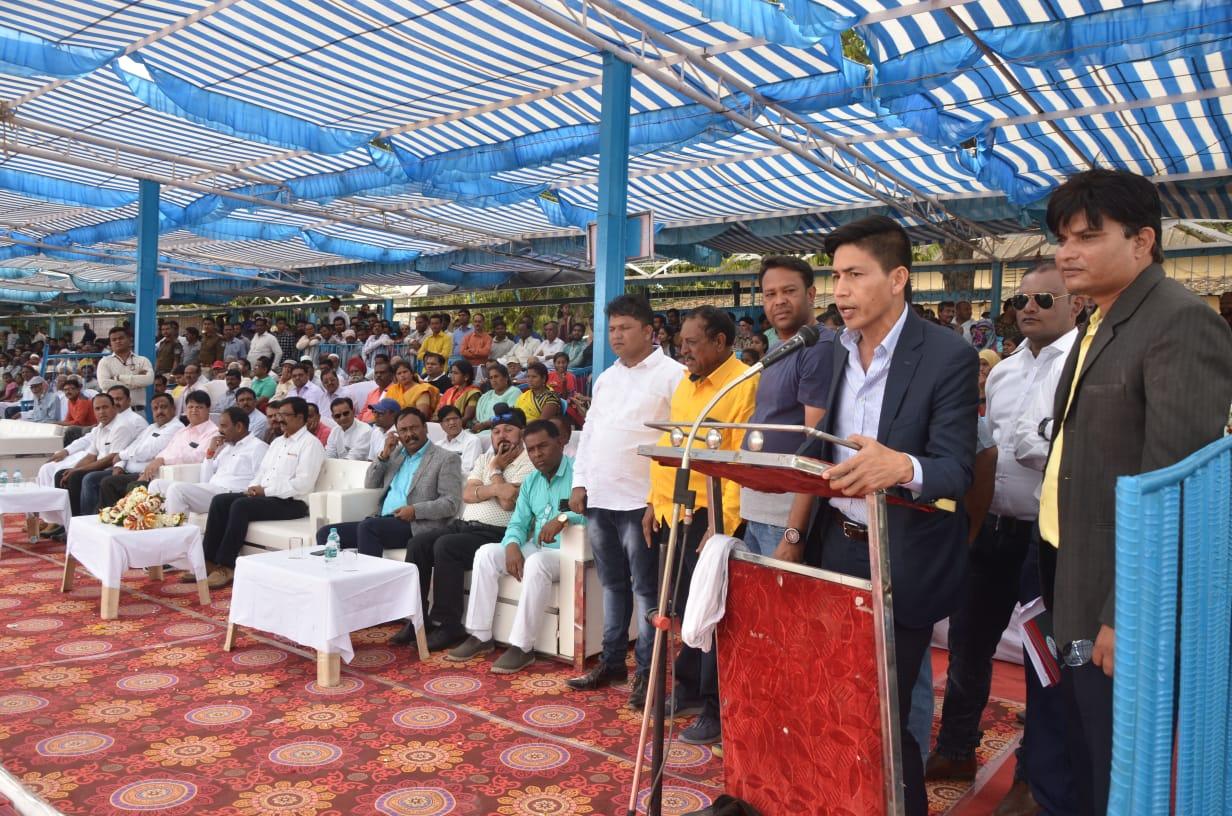 भारत में फुटबॉल का भविष्य उज्ज्वल : रेनेंडी सिंह