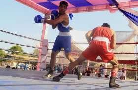 All India Boxing Competition : देश भर के बॉक्सर चैम्पियन बनने के लिए दिखा रहे दम, देखें वीडियो