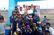 जबलपुर कप पर हिमालयन यूनिवर्सिटी का कब्जा