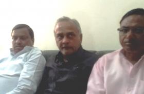 पूर्व विधायक उदय राज यादव ने लखनऊ में हुये दलित नेता व ब्लाक प्रमुख पर दिन दहाड़े जानलेवा हमले पर बोले कहां है सबका साथ सबका विकास
