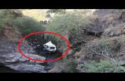 उत्तराखंड: कोटद्वार-पौड़ी हाईवे पर खाई में गिरी बोलेरो, हादसे में 3 की मौत और 7 घायल