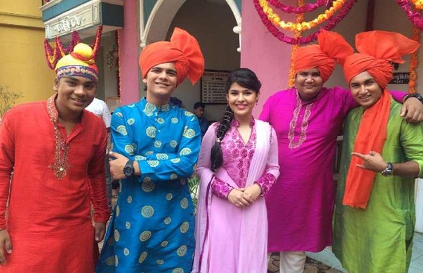 taarak mehta ka ooltah chashmah tappu bhavya gandhi comeback new show
