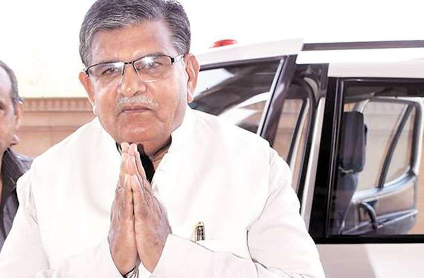 भाजपा प्रदेशाध्यक्ष मदनलाल सैनी के उदयपुर में विरोध पर कटारिया का बड़ा बयान, बोले...