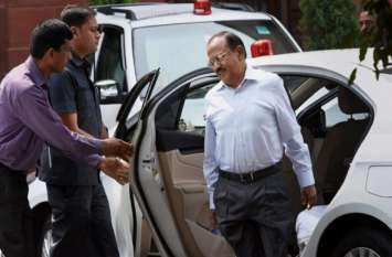 पाकिस्तान पर एयर स्ट्राइक में बड़ी भूमिका निभाने वाले Ajit Doval की ये है खास सवारी