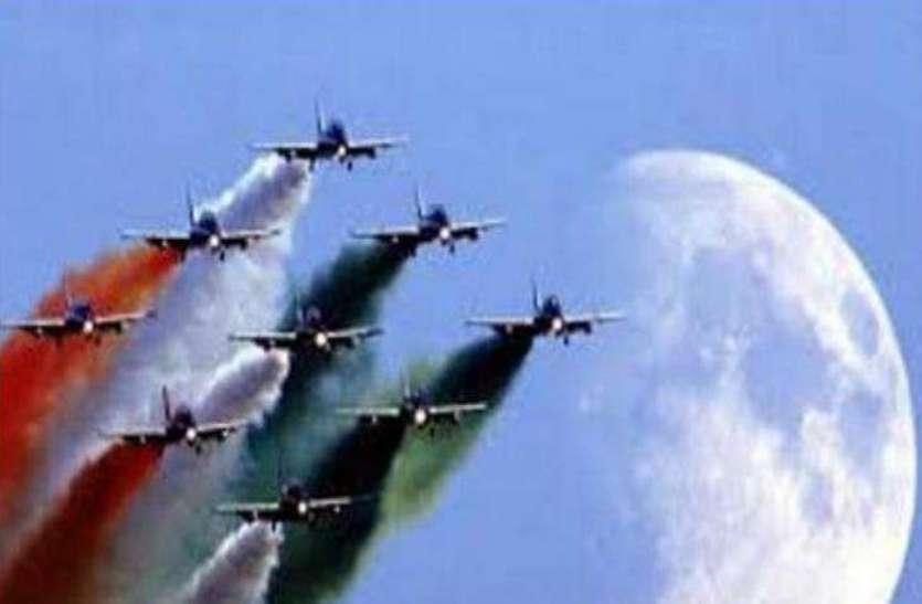 भारतीय वायुसेना के पास दुश्मन को घर में घुसकर मारने की युद्धक ताकत